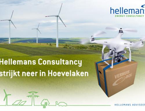 Hellemans Consultancy gaat verhuizen